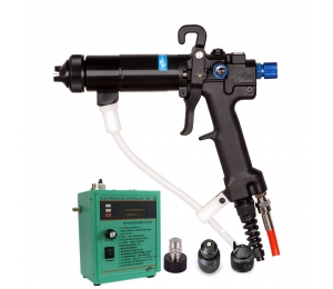 HDA-100B New model Manual electrostatic liquid spray paint gun